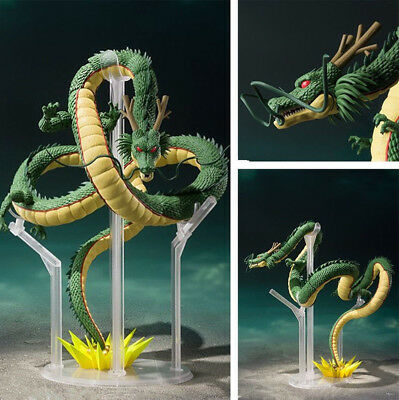28CM Dragon Ball Z DB Shenron Earth Figure S.H.Figuarts Collectible Toy In Box