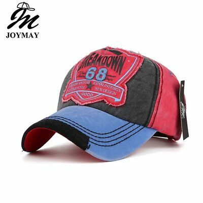 Amazing New Unisex Baseball Cap Cotton Motorcycle Cap Men Women Casual Summer
