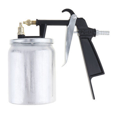 Painter Gun Spray Painting House Furniture Leather Paint Sprayer w/ Nozzle