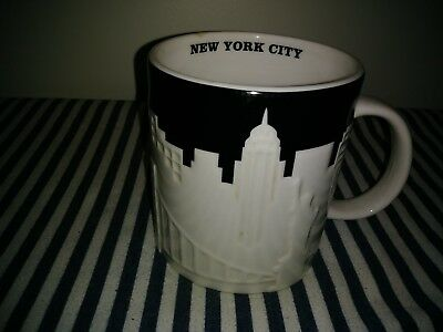 Taxi Deluxe Cup Skyline Gift Mug Coffee York New Starbucks Set Nyc 35jRA4Lq