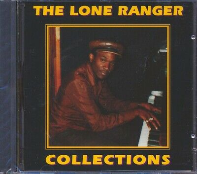 SEALED NEW CD Lone Ranger - Collections