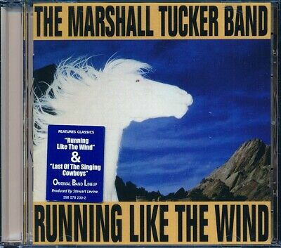 SEALED NEW CD Marshall Tucker Band, The - Running Like The Wind