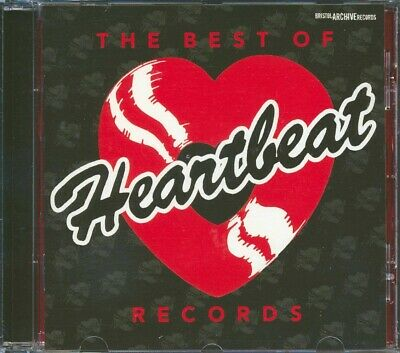 SEALED NEW CD Various - The Best Of Heartbeat Records