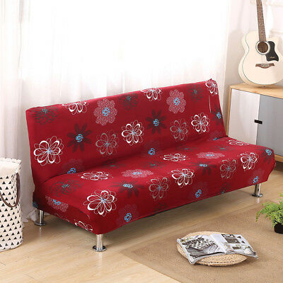 Remarkable Floral All Inclusive Sofa Cover Solid Folding Armless Bralicious Painted Fabric Chair Ideas Braliciousco