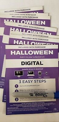 Halloween Canadian Digital Code Only