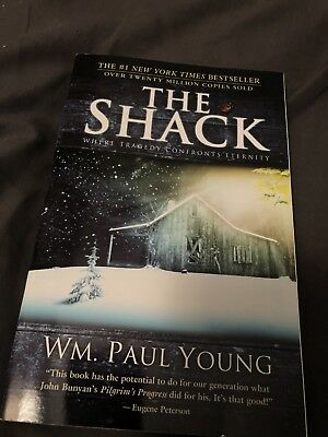The Shack: Where Tragedy Confronts Eternity by William P. Young NEW