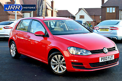 2013 '13' Volkswagen Golf 1.4 TSI ( 122ps ) ( s/s ) SE 5dr