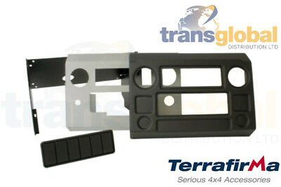 Centre Console Dash Kit for Land Rover Defender to 02 Terrafirma TF908