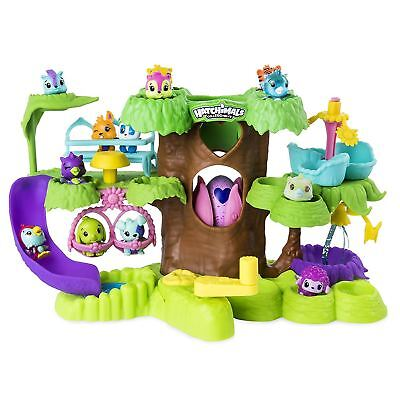 Hatchimals Colleggtibles The Hatchery Nursery Tree Playset