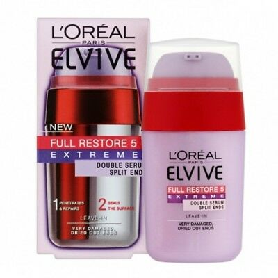 L'Oreal Elvive Total Repair 5 Extreme SOS Split Ends Double Serum 15ml