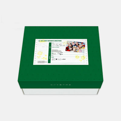 Bts - 2019 Season's Greeting Brand New Sealed