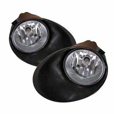 Spyder Fog Lights (Chrome Bumper Only) W/Switch For 07-13 Toyota Tundra #5020802