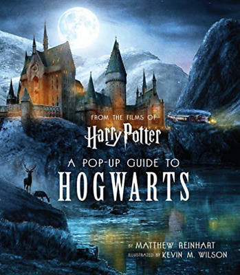Matthew Reinhart-Harry Potter: A Pop-Up Guide To Hogwarts (UK IMPORT) BOOKH NEW