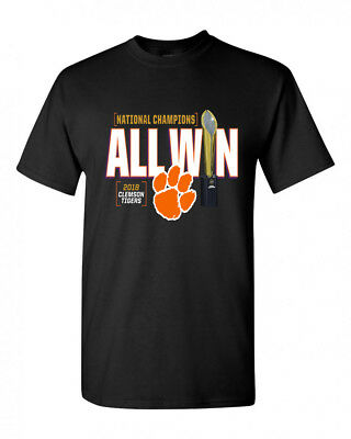 New Clemson Tigers National Champions Shirt 2018