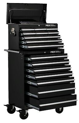 Hilka, Professional 16 Drawer, Combination Heavy Duty Cabinet.