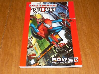 Ultimate Spider-Man #1,2,3,4,5,6,7 (TPB)