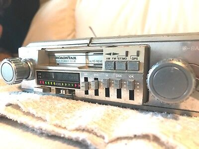 Vintage Radio Cassette Roadstar Rs 9000 Extra 90´s Youngtimer