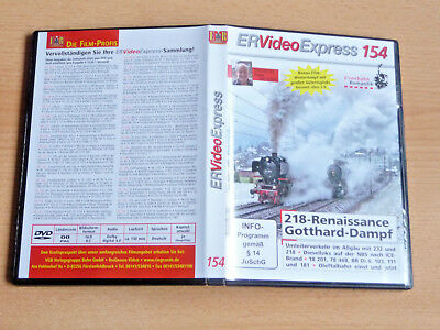 DVD_ER Video Express 154 Eisenbahn Romantik