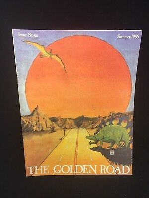 Vintage Golden Road Magazine ~ Issue 7 ~ Summer 1985 - Grateful Dead