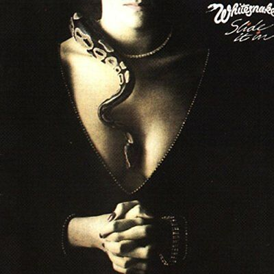 Whitesnake-Slide It In (UK IMPORT) CD NEW