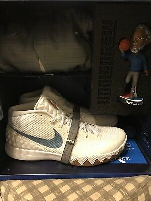 eacbfe9ae59 Uncle Drew Kyrie 1 Nike W  Locker Friends   Family Pepsi Collectible Size  13 F F