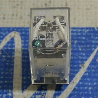 Omron LY2N 24VDC Ice Cube Relay