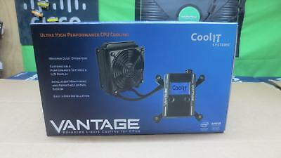 1x NEW - CoolIT Systems Vantage - A.L.C VAN-R120 CPU COOLER - QTY~