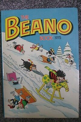 The Beano Book 1975 - Great Condition