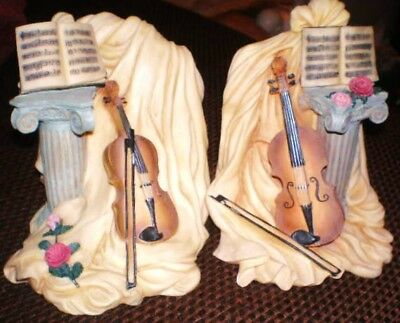 Latex Mould for making These Musical Bookends