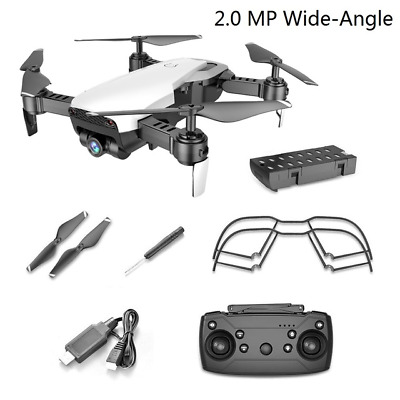 DJI Mavic Air Clone White Drone Foldable & Portable with Battery & Carrying Case