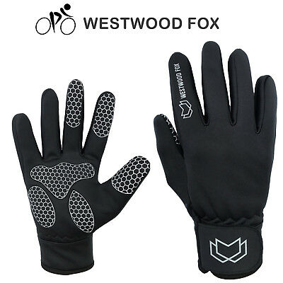 Cycling Gloves Windproof Winter Cold Weather Waterproof Full Finger Thermal Warm