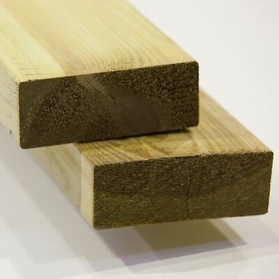 6x3 OR 9x3 - C24 Pressure Treated Kiln Dried Timber Roofing Joists