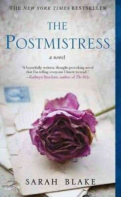 Postmistress, Paperback by Blake, Sarah, Acceptable Condition, Free shipping ...