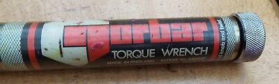 Used Norbar Beta 642 Torque Wrench Made In England