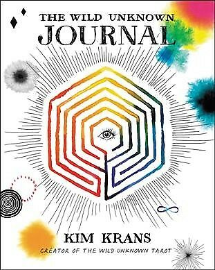 Wild Unknown Journal, Hardcover by Krans, Kim, Like New Used, Free shipping i...