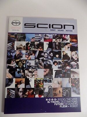 Toyota Magazine Dealer Brochure on the rollout of the New Line 2004 Scion xA xB