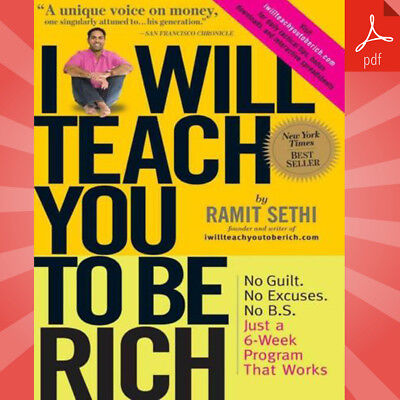 I Will Teach You to Be Rich by Ramit Sethi  | Fast eDelivery (PDF)