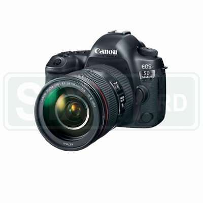 Genuino Canon EOS 5D Mark IV DSLR Camera + EF 24-105mm f/4L IS II USM Lens