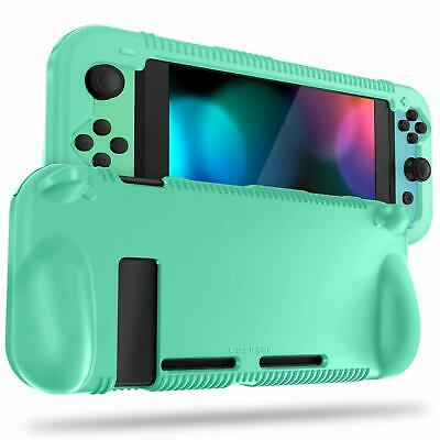 Silicone Case for Nintendo Switch [Shock Proof] Protective Cover Ergonomic Grip