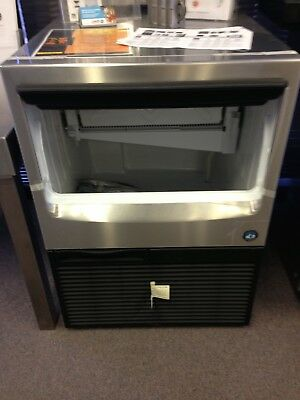 Ice maker commercial Hoshizaki KM75, New under counter machine 550 x 704 x 850