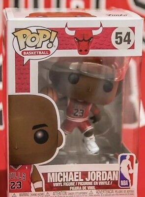 MICHAEL JORDAN - Funko Pop! NBA Chicago Bulls #54 Pre Order