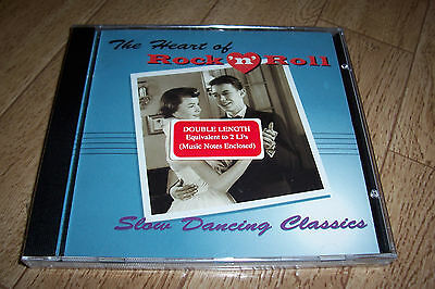 Heart of Rock n Roll Slow Dancing Classics Time Life NEW CD The Penguins Crests