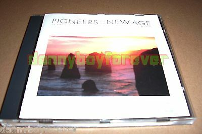 Pioneers of the New Age 1988 CBS CD Wendy Carlos Paul Horn Winter Weather Report