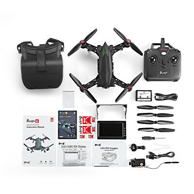 MJX Bugs 6 RC Drone Brushless Racing Quadcopter RTF 1806 1800KV Motor 4CH 6 Axis