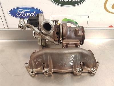 FIAT 500X 2016 1.4 Turbocharger Turbo Exhaust Manifold 55265386