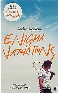 Enigma Variations, Paperback by Aciman, Andre, Like New Used, Free shipping i...