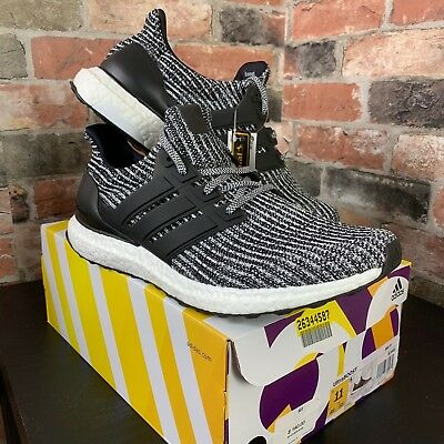 new product a84dc d0e2f Adidas Ultra Boost M 4.0 Cookies And Cream Core Black Running White Men s  BB6179