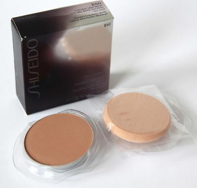 NEW! Shiseido The Makeup Powdery Foundation Refill (I40) 11g 40% OFF RRP!
