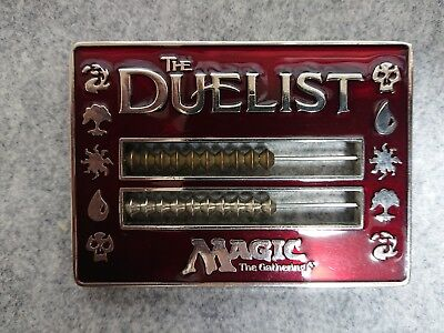 MTG The Gathering MTG Duelist Abacus Red Life Counter 1996 (2)