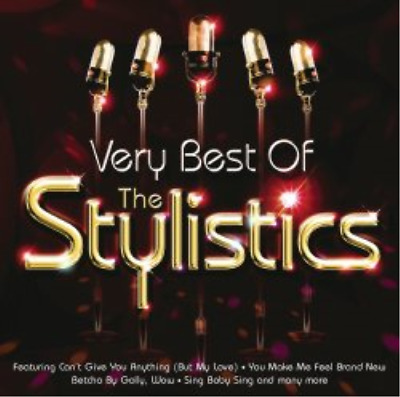 The Stylistics-The Very Best Of (UK IMPORT) CD NEW